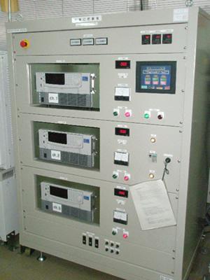 3系統試験制御装置の一例