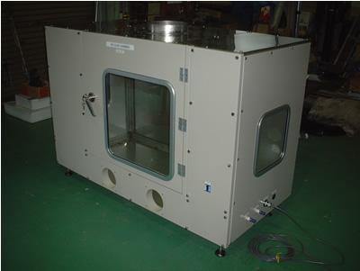UL94燃焼試験用チャンバー
